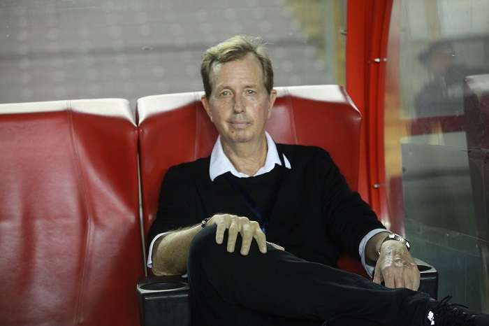 Gary Stempel, técnico interino de la selección de Panamá. /Anayansi Gamez