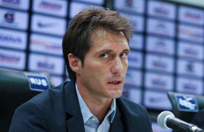 Guillermo Barros Schelotto, entrenador de Boca Juniors./EFE