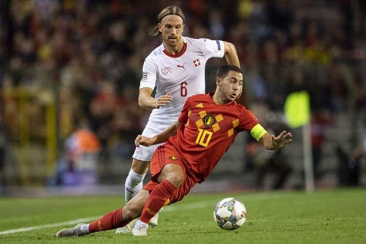 Eden Hazard, estrella del Chelsea. Foto: EFE