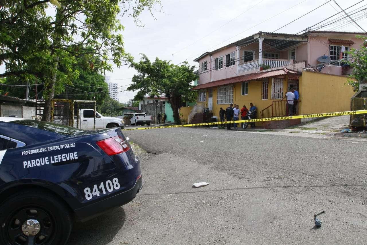Vista general de la escena del suceso. Foto: Edwards Santos