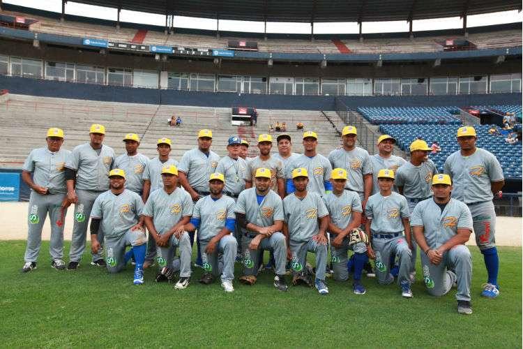 El equipo de Herrera nuevamente repite en una semifinal del béisbol mayor. Foto: Anayansi Gamez