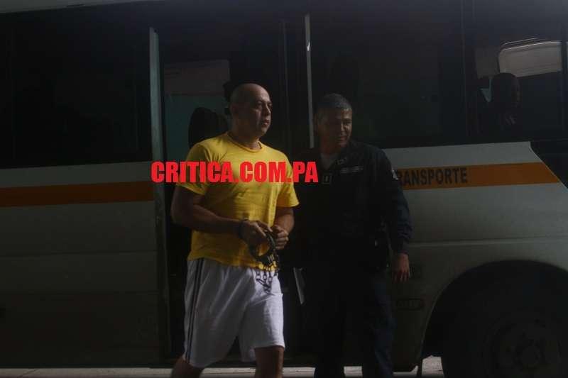 Llegada de Hidadi Santos Saavedra a el SPA. Foto/ Edwards Santos