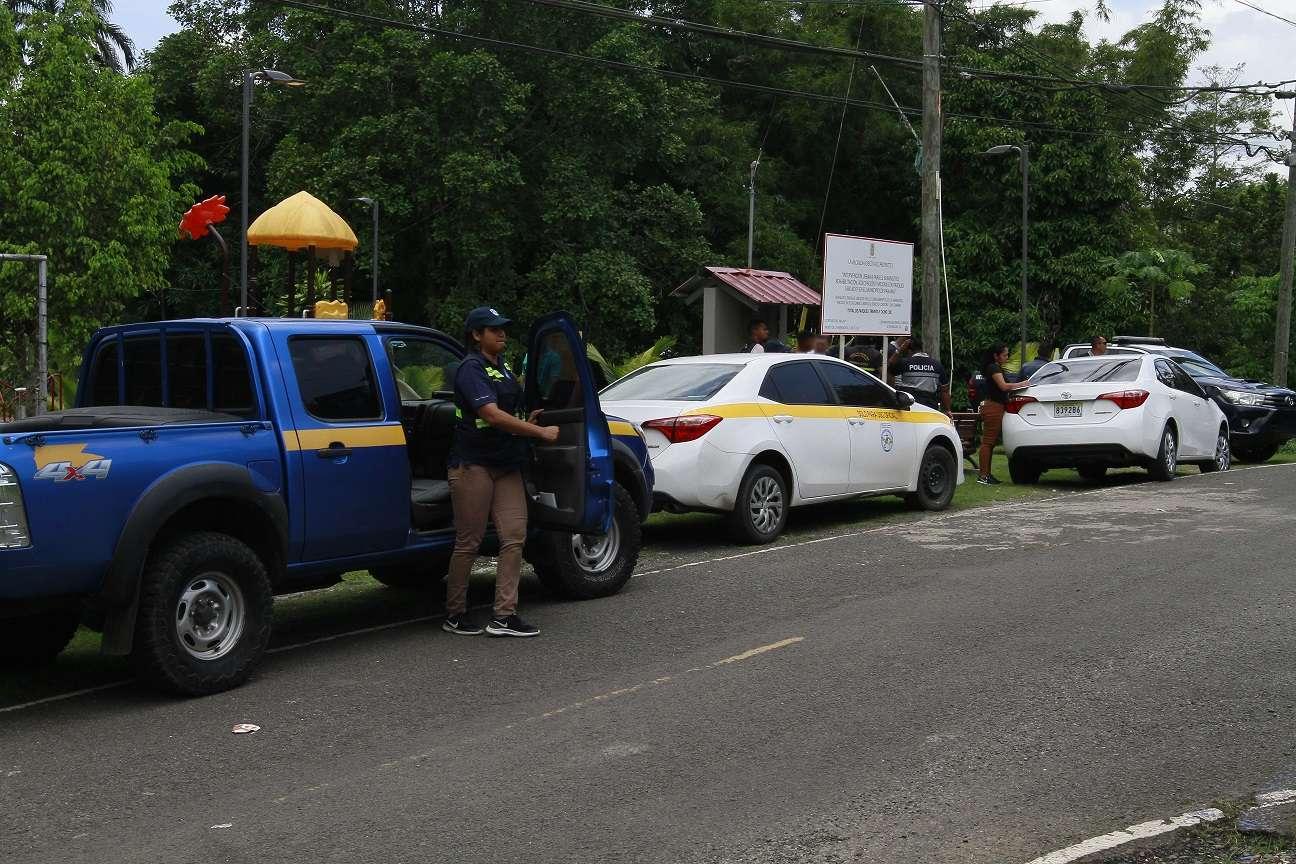 El presunto homicida se entregó a las autoridades. Foto: Edwards Santos