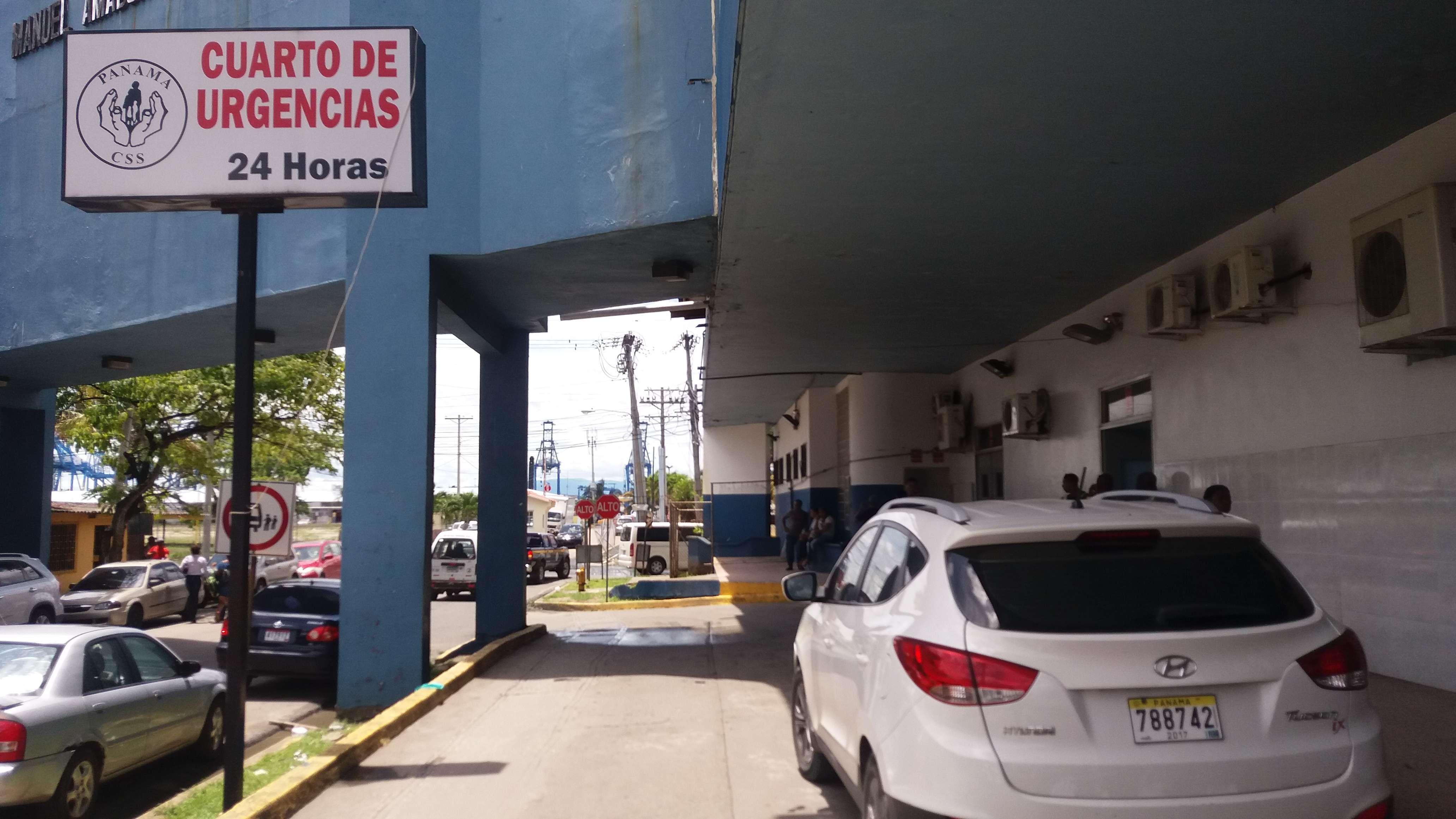Hospital Manuel Amador Guerrero de Colón.