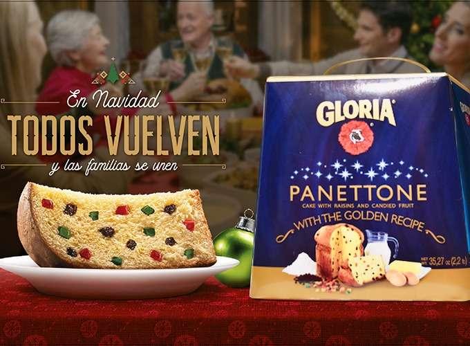 Panettone Gloria