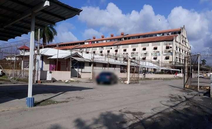Centro Penitenciario de Nueva Esperanza, en Colón. Foto: Archivo