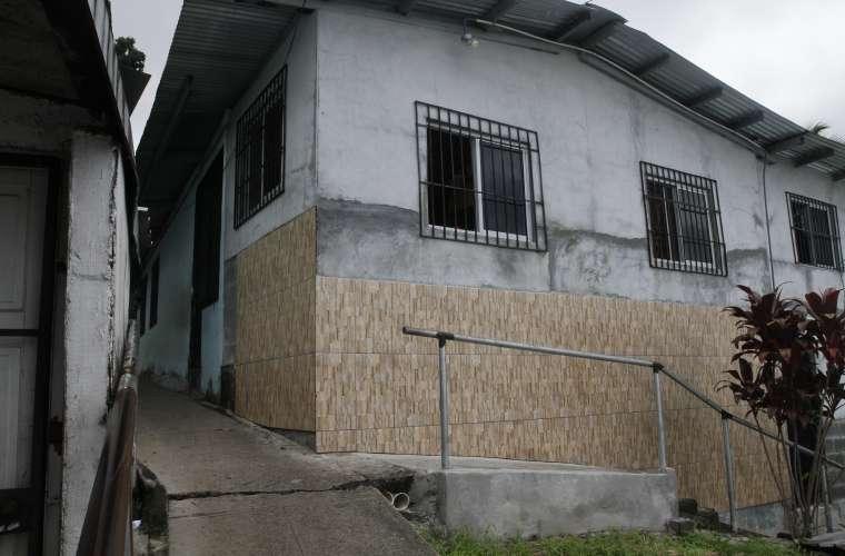 Cuarto donde se cometieron los hechos. Foto/Edwards Santos