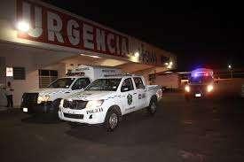 Vista general de la parte externa de la sala de urgencia del hospital San Miguel Arcángel.  /  Foto: Archivo