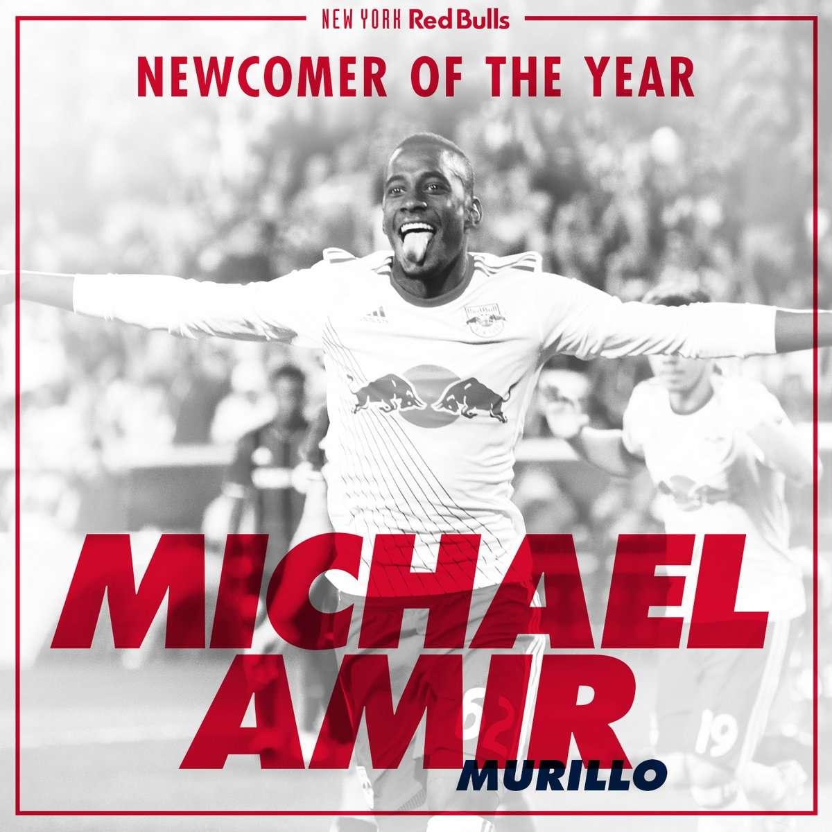 Una distinción para el panameño Michael Amir Murillo.