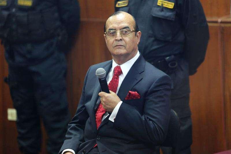 El exasesor presidencial Vladimiro Montesinos. EFE Archivo