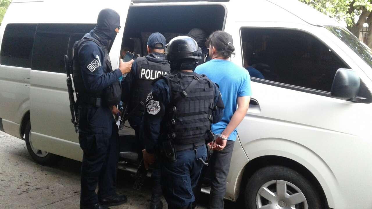 Desarticulan grupo delincuencial los Killy Frogs tras antipandillas en David, Chiriquí. /  Foto: José Vásquez