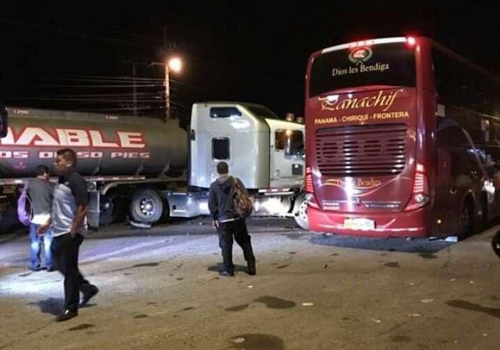 La Dirección de Operaciones del Tránsito de la Policía Nacional. / Foto: @TraficoCPaanama