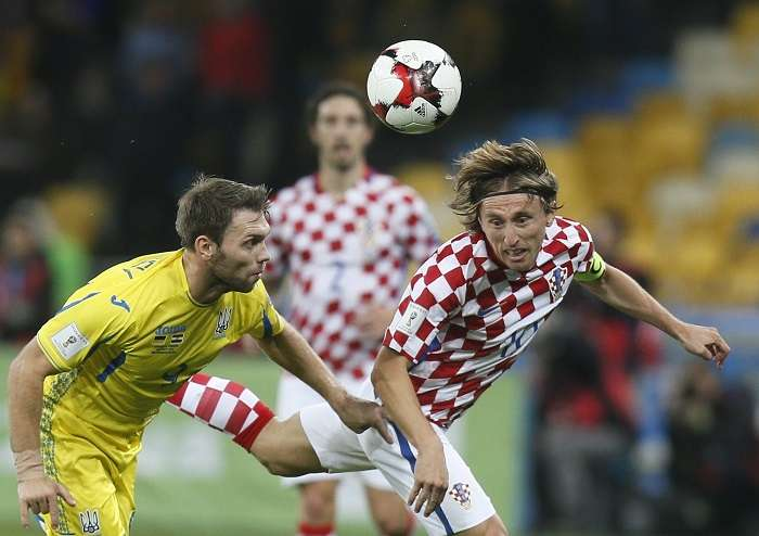 Luka Modric, jugador del Real Madrid, y capitán de la selección croata/ AP