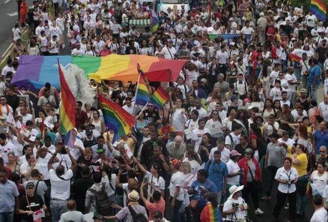 La homosexualidad fue considerada como un delito en Rusia hasta 1993.