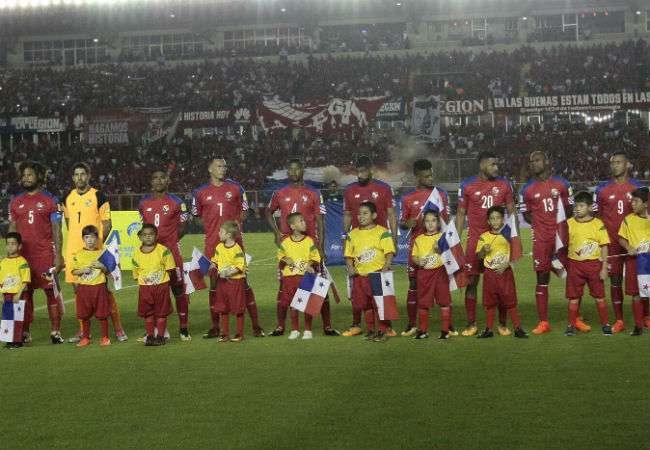 La Selección de Panamá estará en su primer mundial. Foto: Anayansi Gamez
