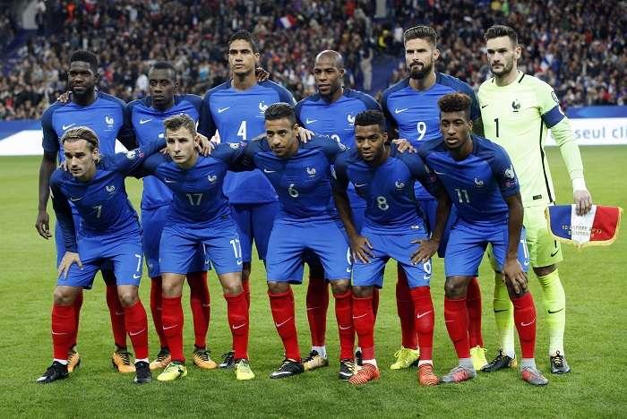 Los franceses jugarán su decimoquinto Mundial/ EFE