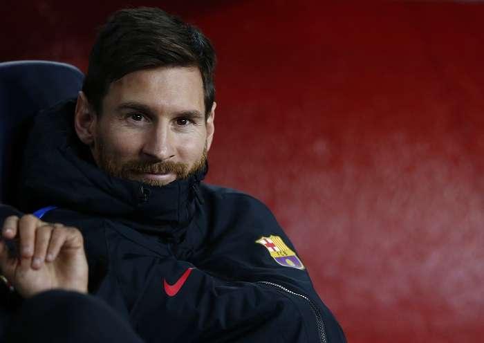 Lionel Messi, capitán de la selección albiceleste/ AP