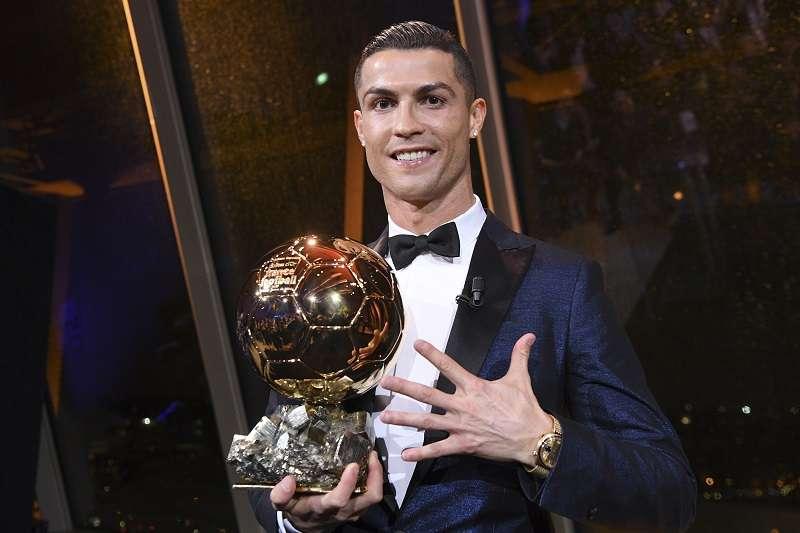 Cristiano Ronaldo./ Foto AP