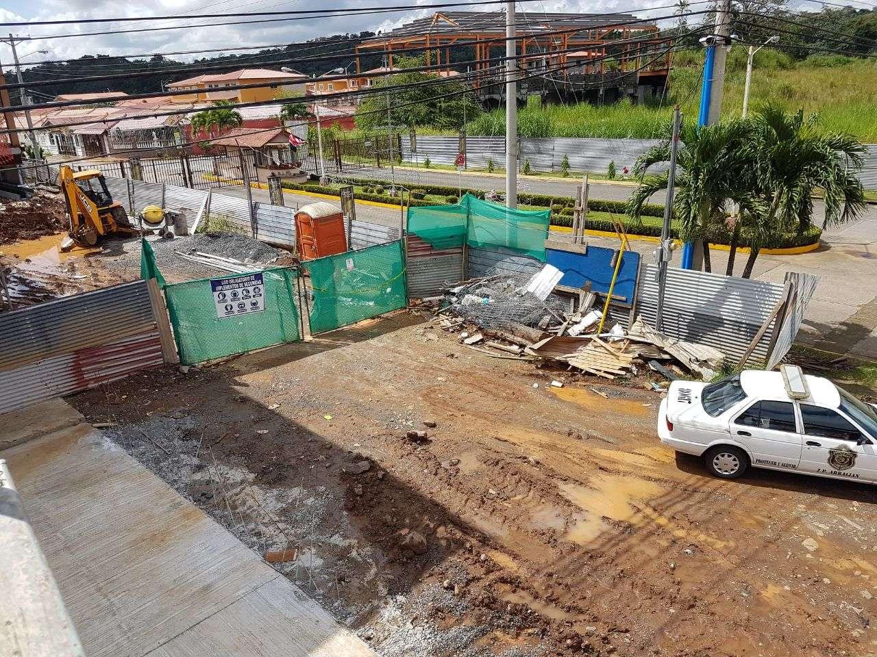 La Policía Nacional investiga del caso y recaba evidencias que le permitan identificar y ubicar a los asaltantes. /  Foto: Raimundo Rivera