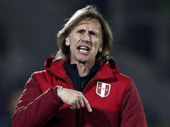 Ricardo Gareca tiene como meta afrontar con seriedad el proceso de duelos amistosos previo al Mundial. Foto: EFE