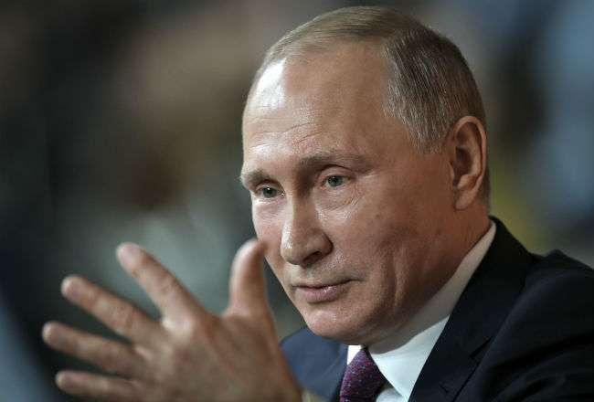 Vladímir Putin es el presidente de Rusia. Foto: AP