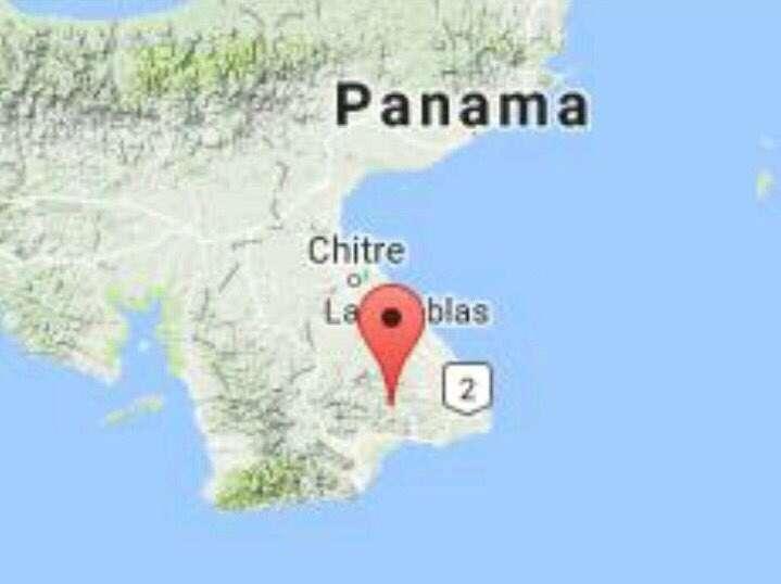 """El Sinaproc aseguró en su informe que los sismos """"no generaron daños ni incidentes, se recomienda mantener la calma"""". Imagen: @SinaprocPanama"""