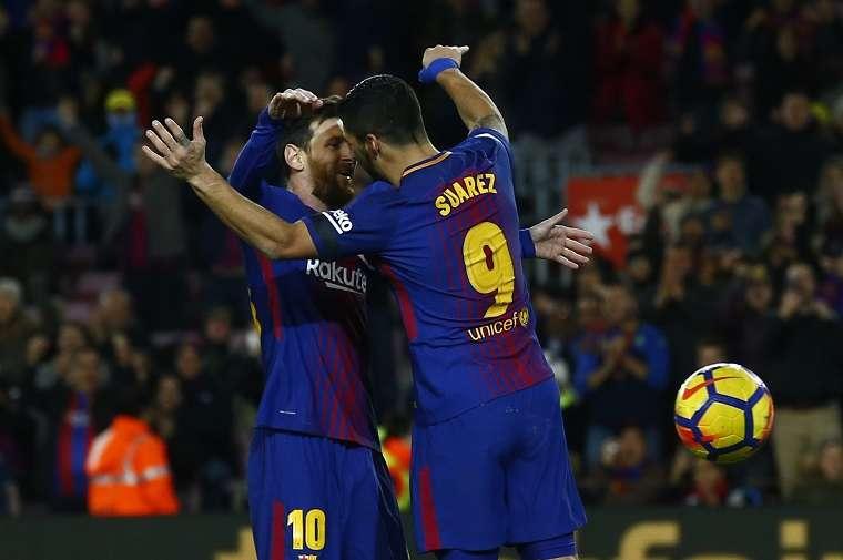 En la última fecha la afición no llegó al Camp Nou como se esperaba./ Foto AP