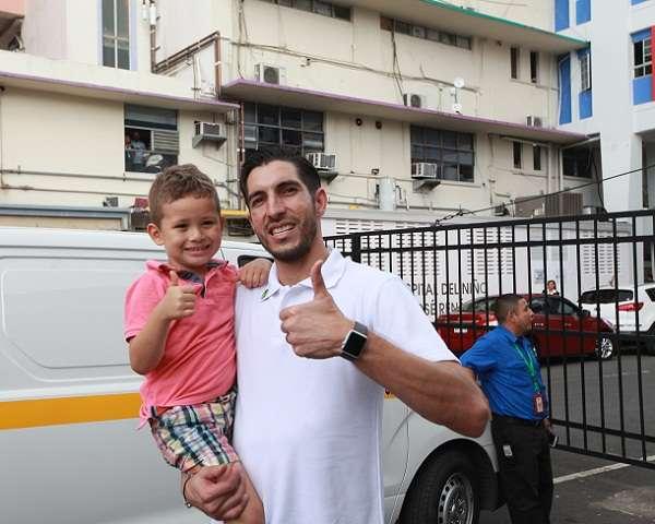 Jaime Penedo dijo que luego del Mundial no seguirá con la selección. Foto: Anayansi Gamez
