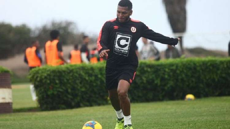 Quintero con Universitarios hizo 13 tantos en la actual temporada. Foto: Universitario