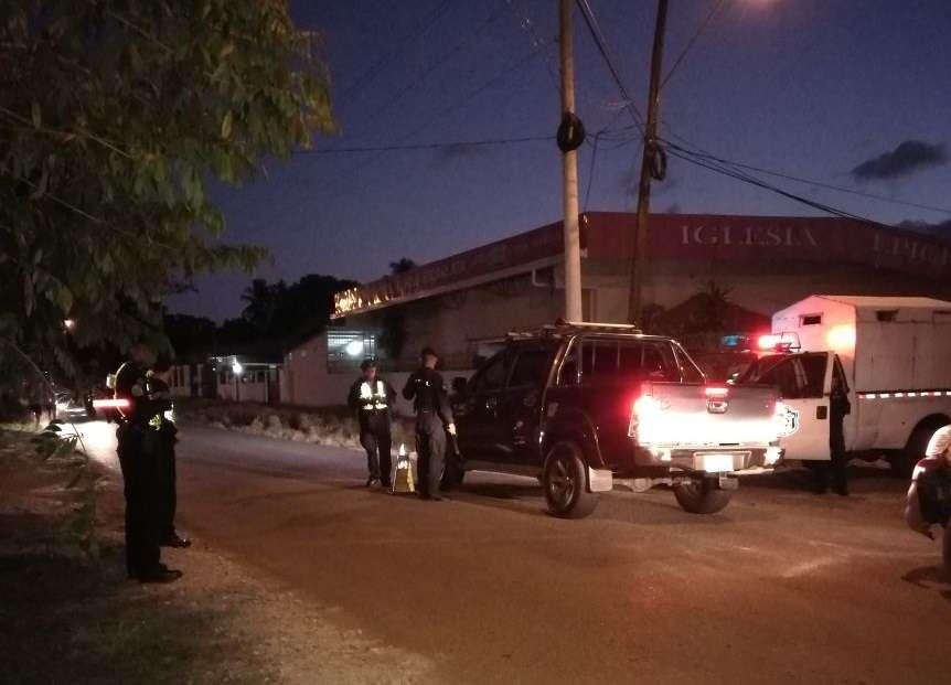 Dos casos de hurto se han registrado en menos de una semana en dos templos cristianos de la provincia de Bocas del Toro. Foto: Mayra Madrid
