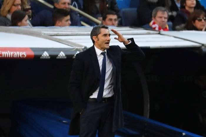 Ernesto Valverde, técnico del FC Barcelona/ EFE