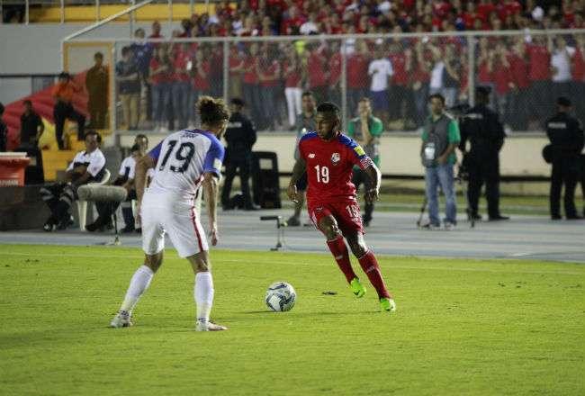 """Alberto """"Negrito"""" Quintero forma parte de la columna vertebral del esquema que presenta el técnico Hernán Dario Gómez. Anayansi Gamez"""