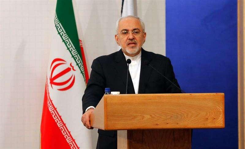 El ministro de Asuntos Exteriores iraní, Mohamad Yavad Zarif. EFE/Archivo