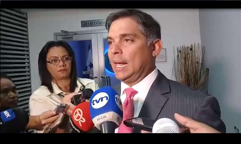 Diputado panameñista Adolfo 'Beby' Valderrama.