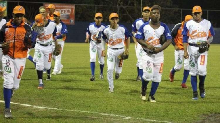 Panamá Este anotó 5 carreras, conectó 11 incogibles, no cometieron errores en el terreno. Foto: Fedebeis