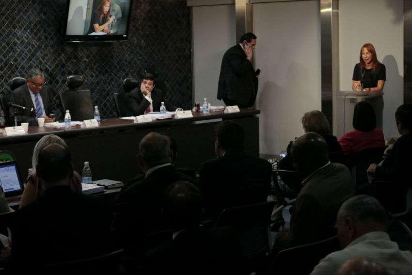 Las bancadas del PRD (Partido Revolucionario Democrático) y del CD (Cambio Democrático), han prometido votar en contra. /  Foto: Víctor Arosemena