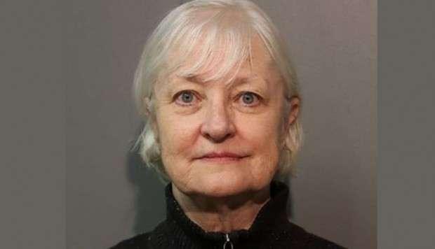 Marilyn Hartman, que es oriunda de Chicago, en Estados Unidos, pero no tiene dirección fija, posee antecedentes de haberse escapado de clínicas psiquiátricas. (Foto: Difusión)
