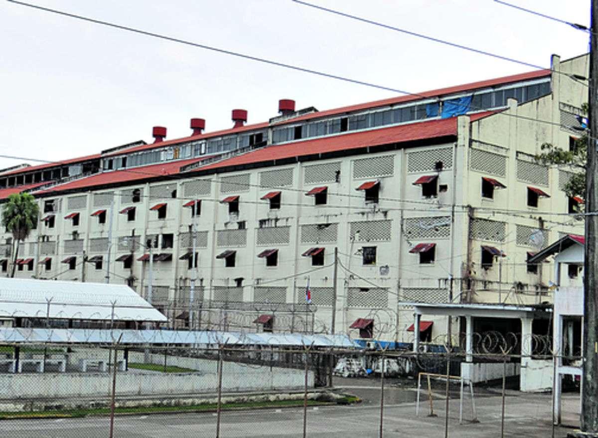 Centro Penitenciario Nueva Esperanza, en la provincia de Colón.