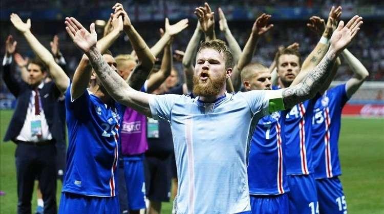 Islandia hará su debut mundialista contra Argentina. Foto: EFE
