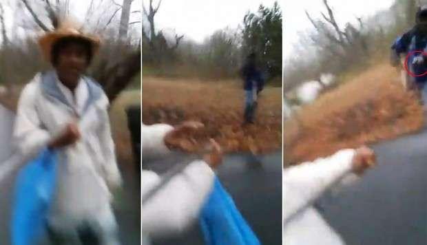 Prentis Robinson estaba transmitiendo en vivo por Facebook cuando fue asesinado a balazos.