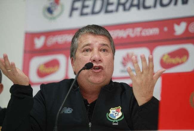 Hernán Darío Gómez, técnico de la selección panameña/ Anayansi Gamez