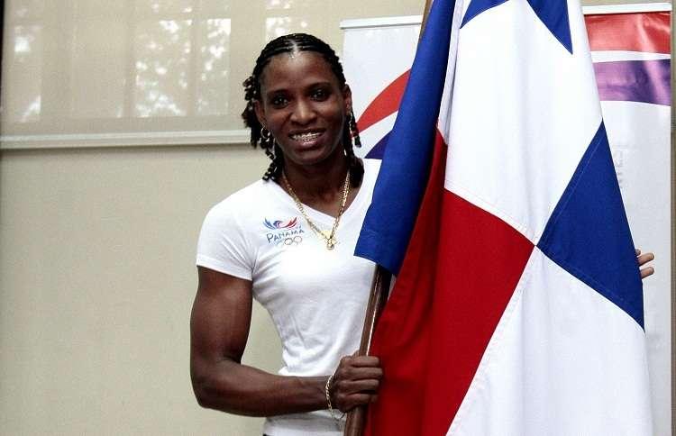 Atheyna Bylon logró su boleto al imponerse a Sara Cordero de Costa Rica. Foto: Cortesía