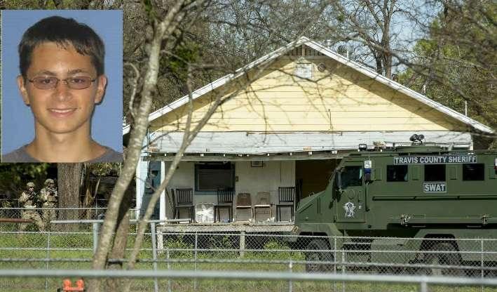Tras su muerte, Austin trata de recobrar la calma ante una situación de incertidumbre que costó la vida de dos personas y dejó media docena de heridos. AP