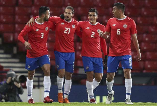 Costa Rica es uno de los equipos gigantes de la Concacaf.