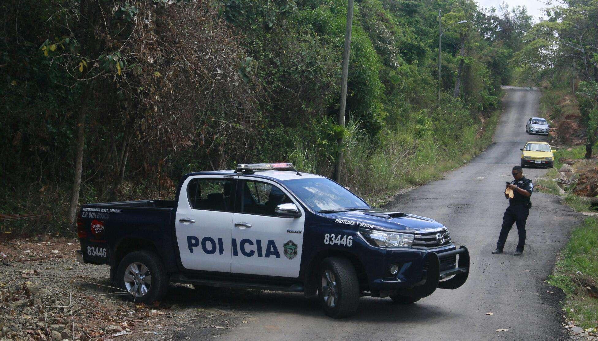 Se presume que las víctimas pudieran ser dos ciudadanos que fueron reportados como desaparecidos por familiares ayer sábado. Foto: Edwards Santos