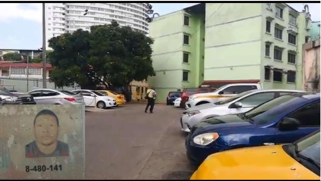 En el edificio Cenetenario, de Calidonia se registró el crimen. Video: Jorge Luis Barría
