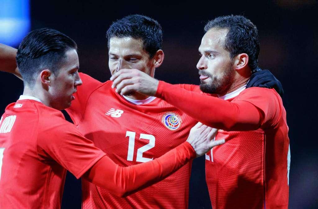 Costa Rica busca mejorar lo hecho en el Mundial de Brasil 2014.
