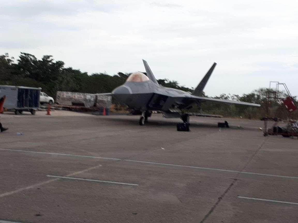 Aviones del Comando Sur en Panamá