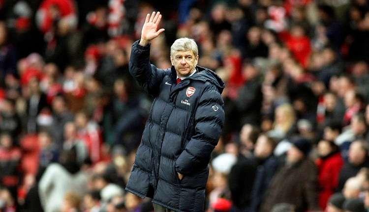 Arsene Wenger, durante un partido entre el Arsenal y el Sunderland. Foto: EFE