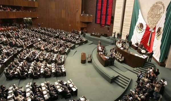 Cámara baja de Congreso. Foto/@jualtorres